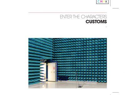 Customs Cover CD