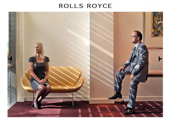 Rolls Royce Goodwood factory -  UK