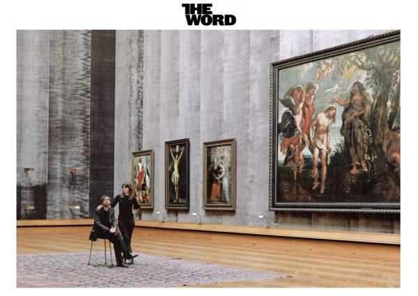 The Word - Studio Job - Antwerp