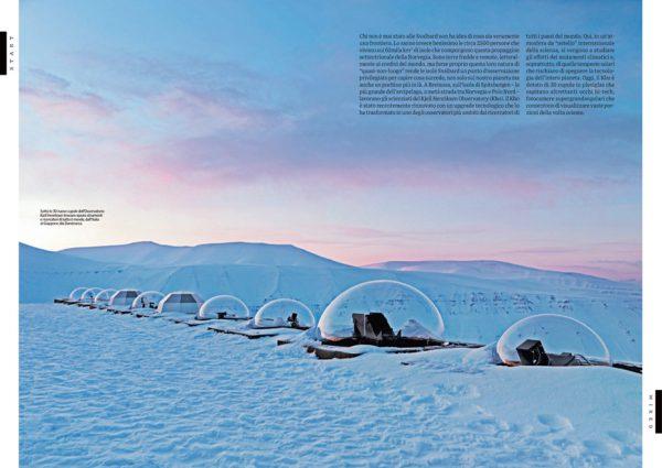 Svalbard story